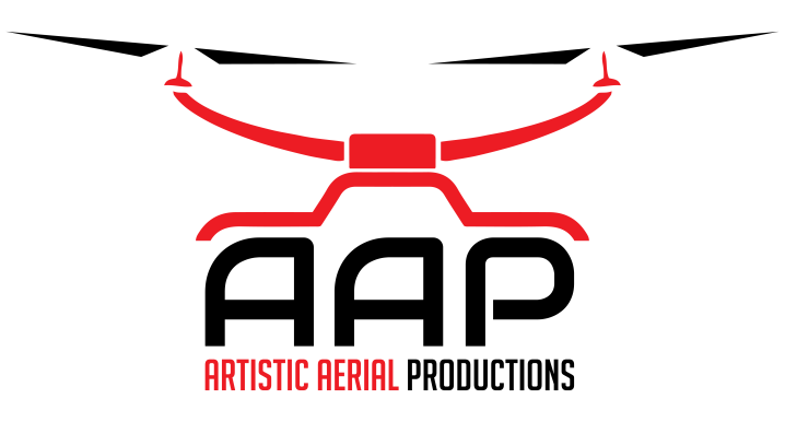 Artitic Aerial Productions Logo